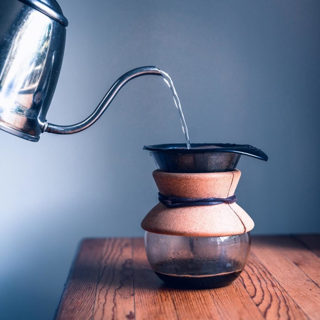 Coffee to Water Ratio