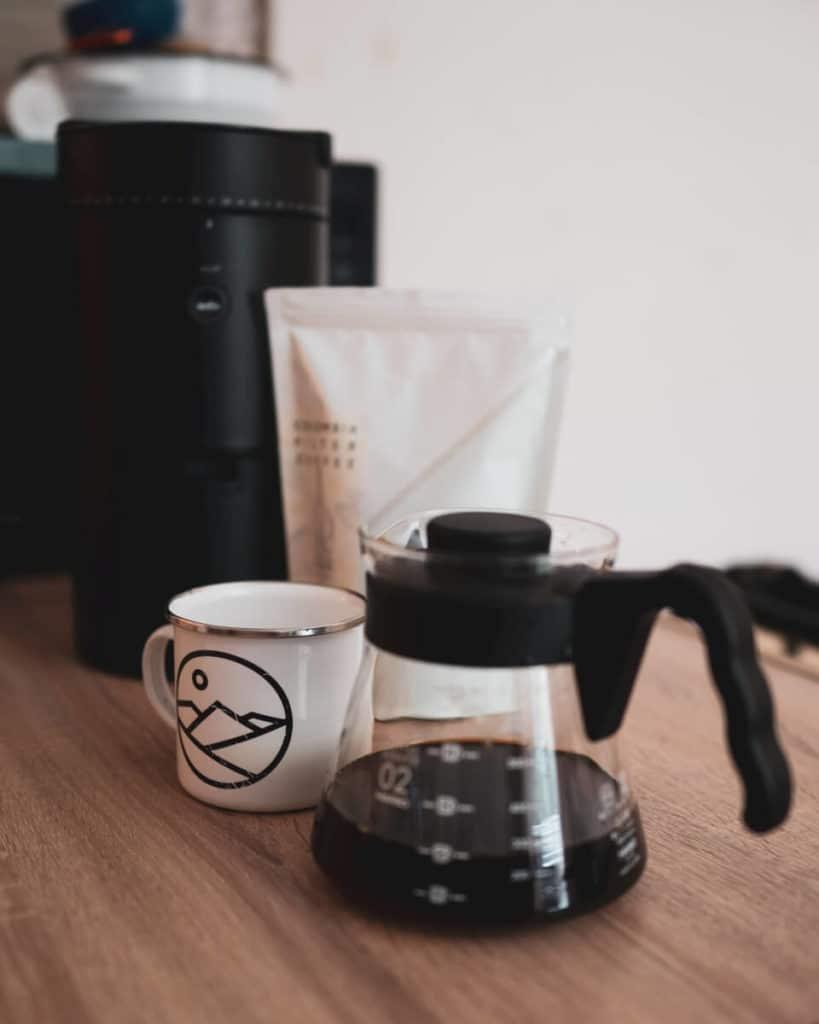 Drip Coffee to Water Ratio