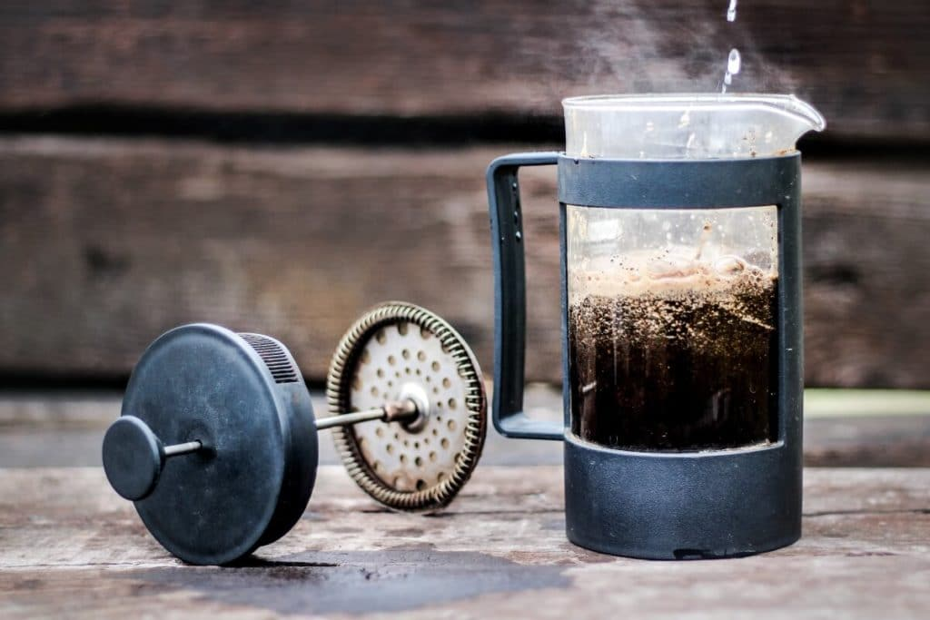 French Press Coffee to Water Ratio