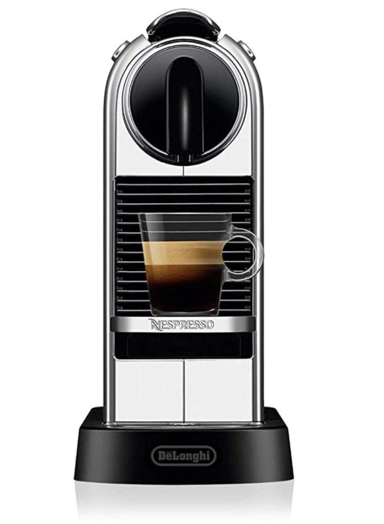 Nespresso CitiZ - Nespresso Machine Reviews