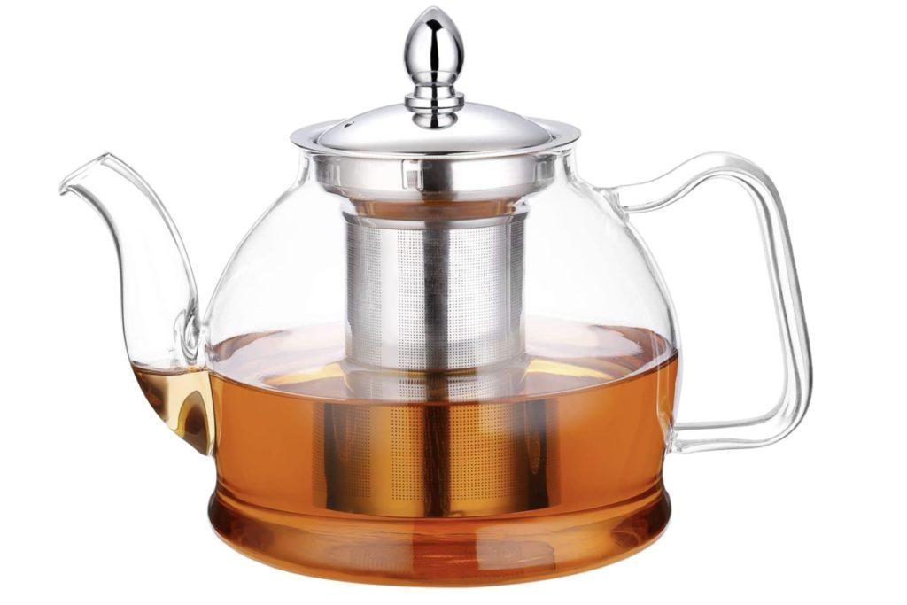 Hiware Best Glass Teapot