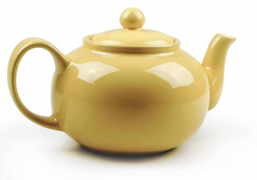 RSVP Best Stoneware Teapot