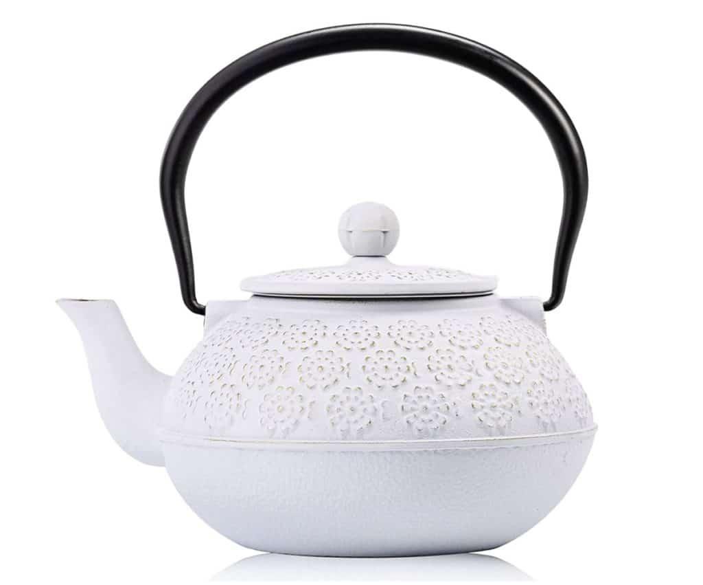 Sotya Best Cast Iron Teapot