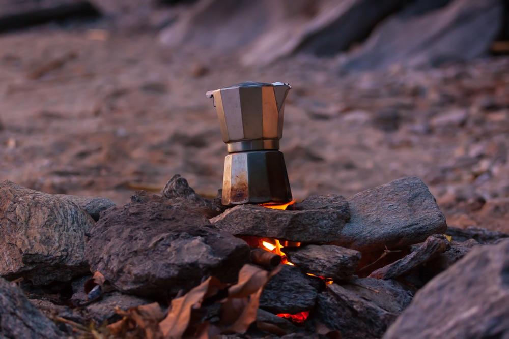 Camping Coffee Percolator