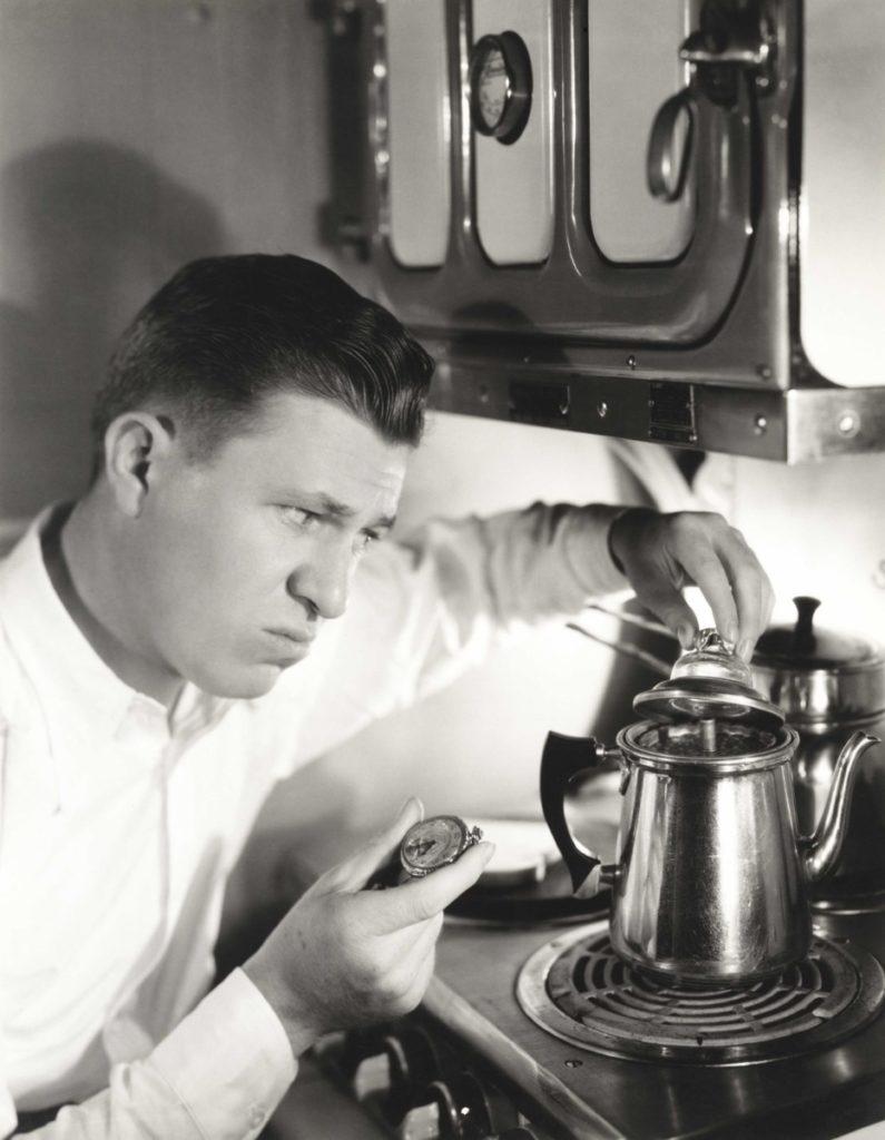 Making Percolator Coffee