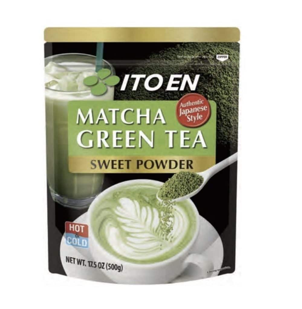 Matcha - High Caffiene Tea