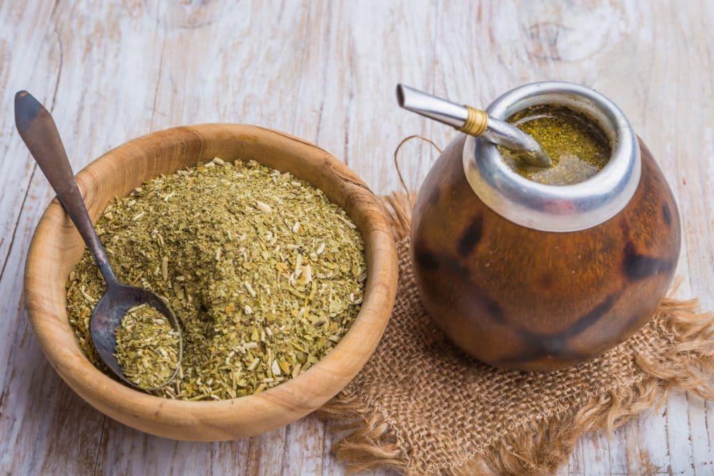Yerba Mate - Highest Caffeine Tea