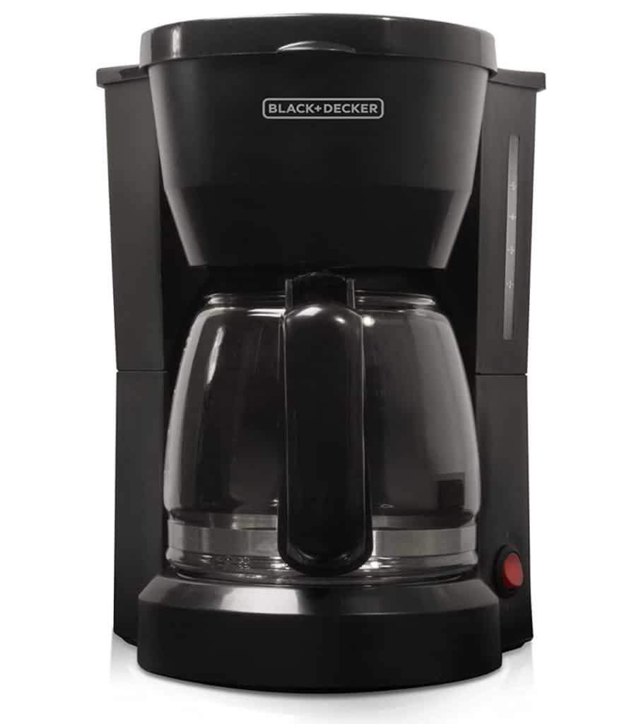 Best 4 Cup Coffee Maker - Black + Decker