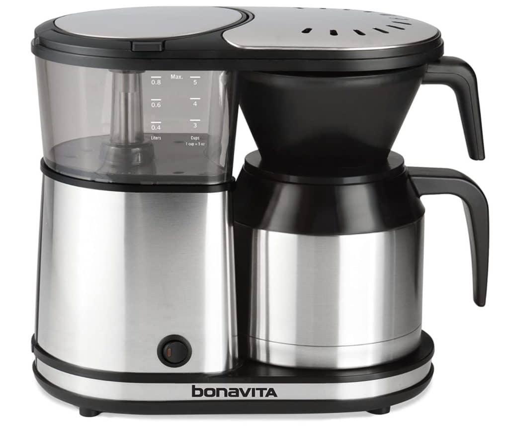 Best 4 Cup Coffee Maker - Bonavita