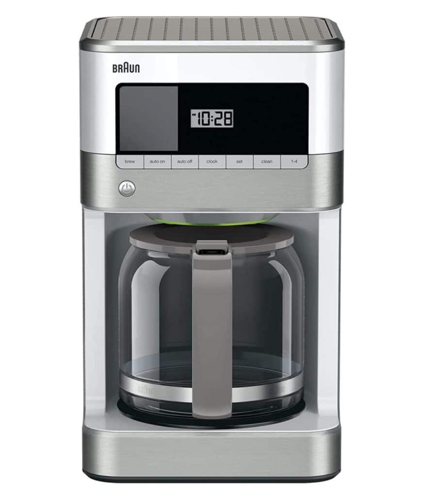 Best 4 Cup Coffee Maker - Braun BrewSense