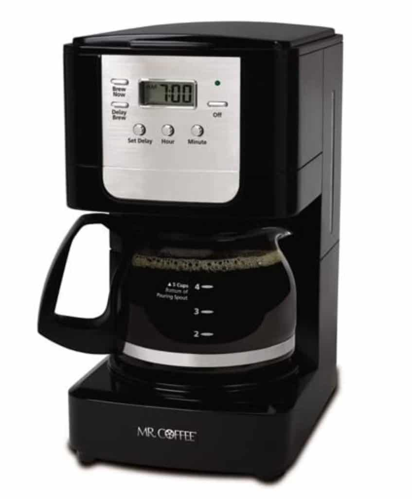 Best 4 Cup Coffee Maker - Mr Coffee
