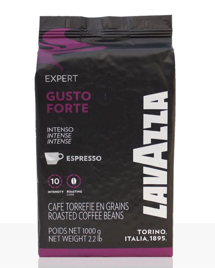 Best Espresso Beans - Lavazza Gusto Forte