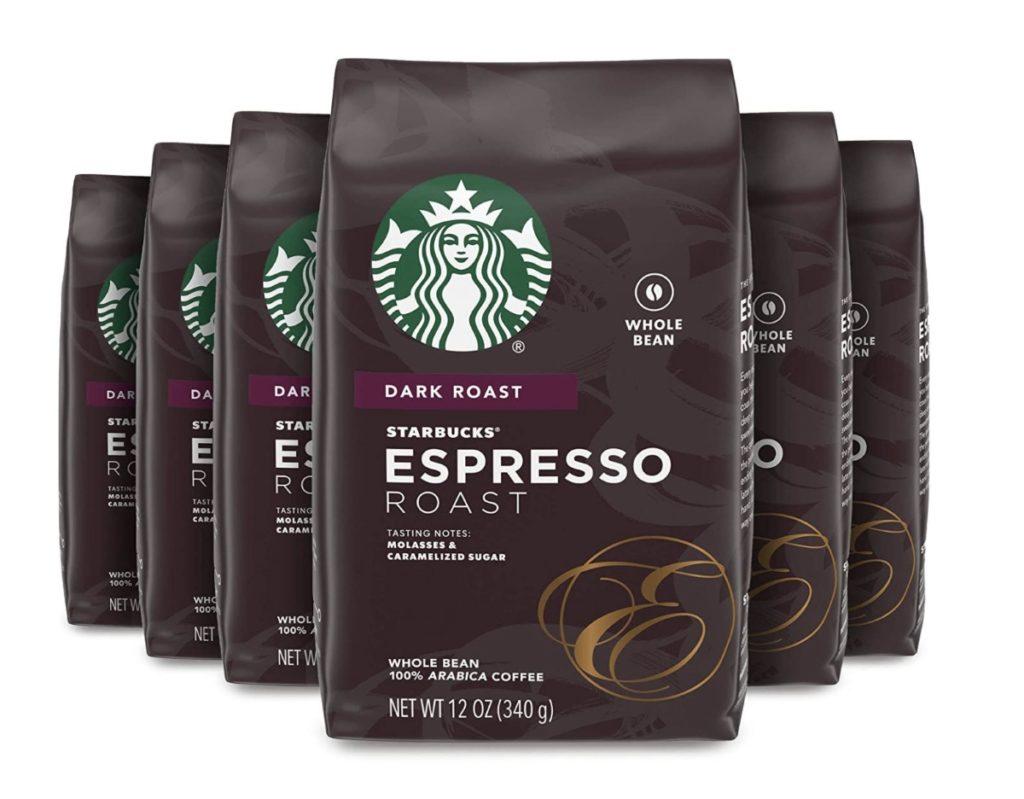 Best Espresso Beans - Starbucks