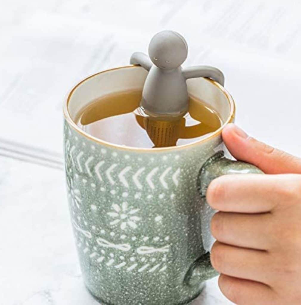 Best Tea Infuser - Relaxing Man
