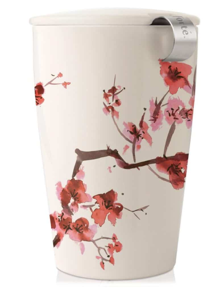 Best Tea Infuser - Tea Forte Mug