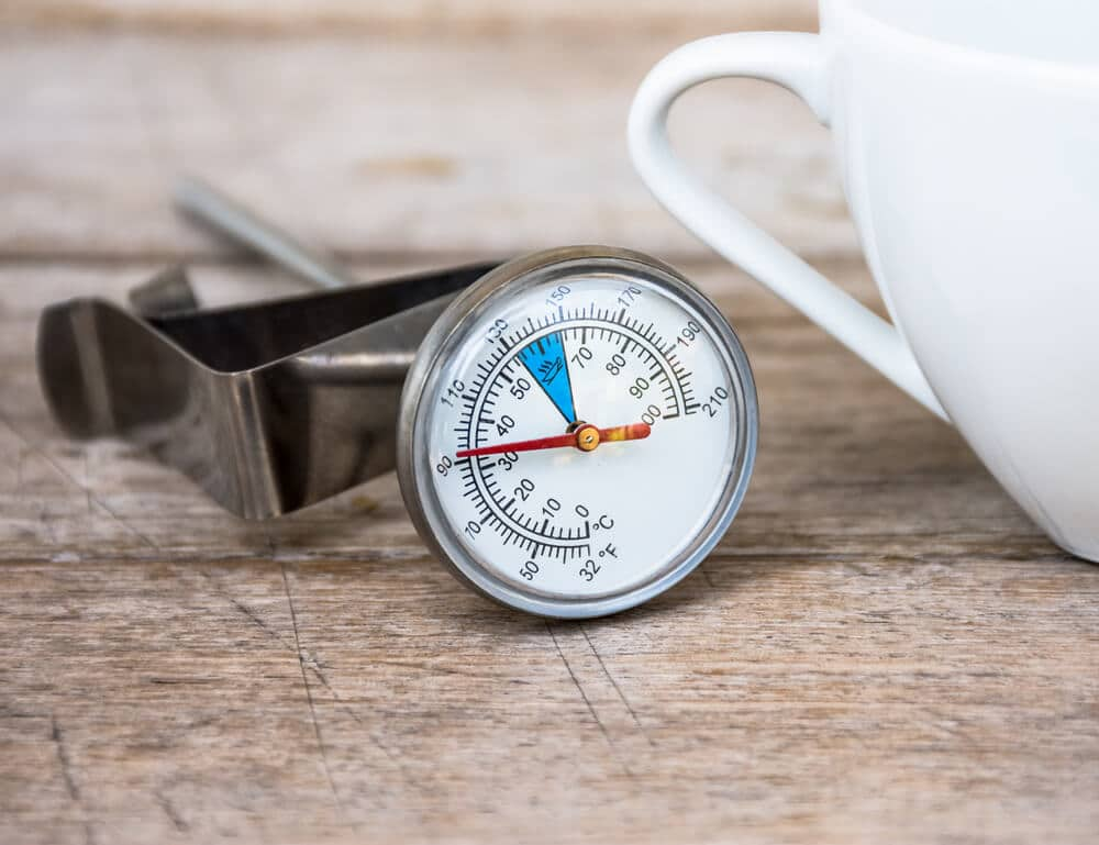 Best Temperature for Brewing Coffee