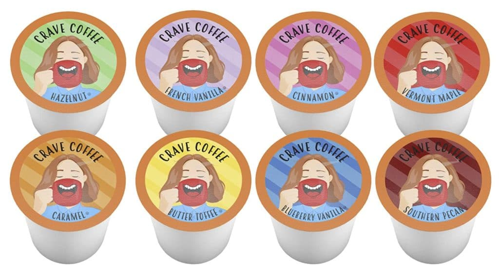 Crave Coffee - Best K Cup Coffee