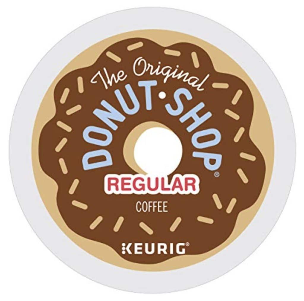 Donut Shop Regular Blend
