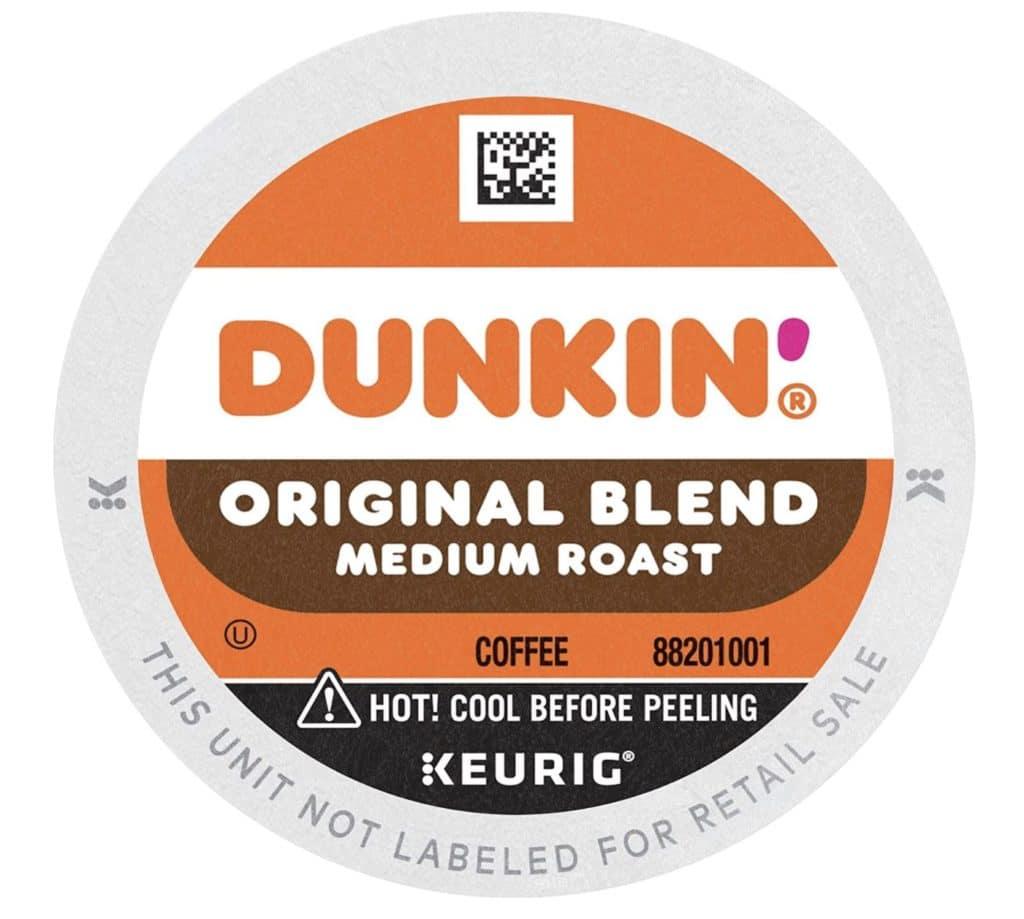 Dunkin Original Blend