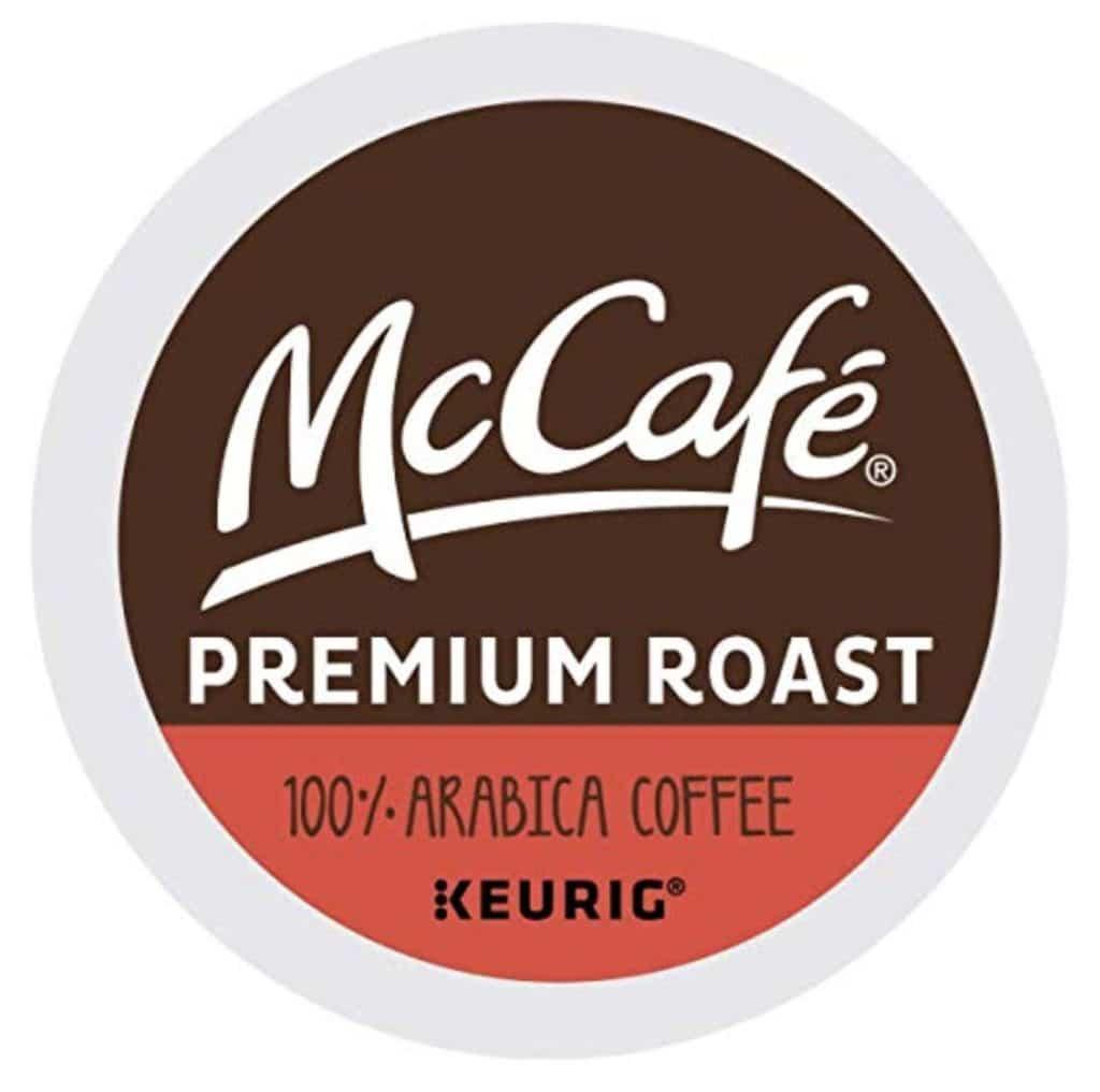 McCafe Premium Blend