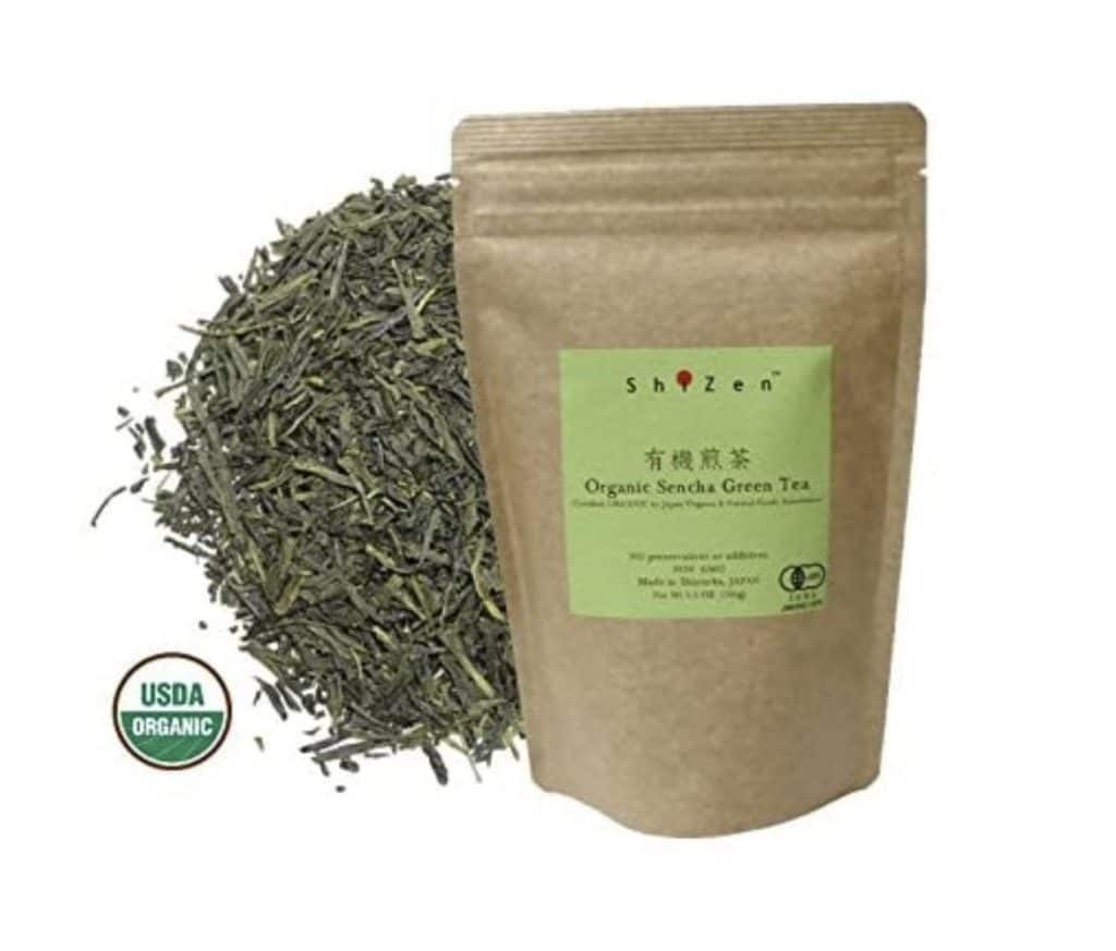 ShiZen Sencha - Best Loose Leaf Green Tea