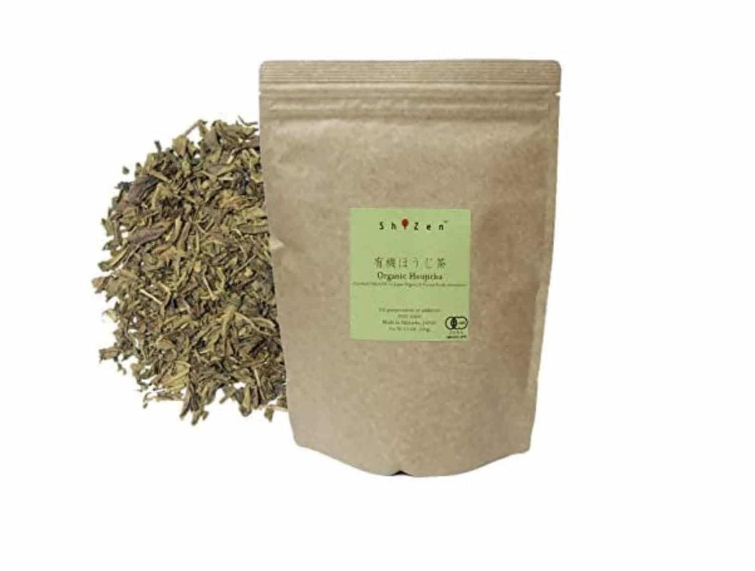Shizen Houjicha - Best Loose Leaf Green Tea