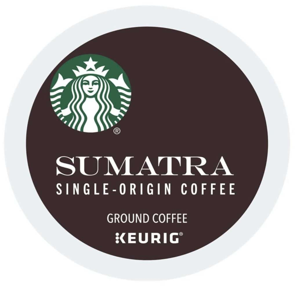 Starbucks Sumatra Blend