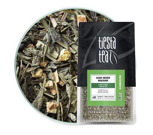 Tiesta citrus - Best Loose Leaf Green Tea