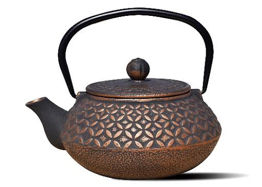 Best Cast Iron Teapots - Copper Cast Iron