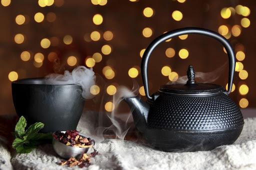 Best Cast Iron Teapots - HwaGui