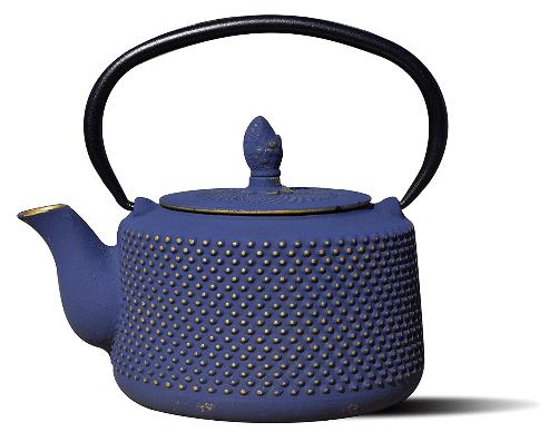 Best Cast Iron Teapots - Old Dutch Cast Iron Teapot