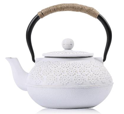 Best Cast Iron Teapots - Sotya Tetsubin Cast Iron Teapot