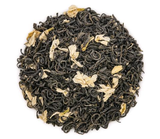 Jasmine Milk Tea - Jasmine Green Tea