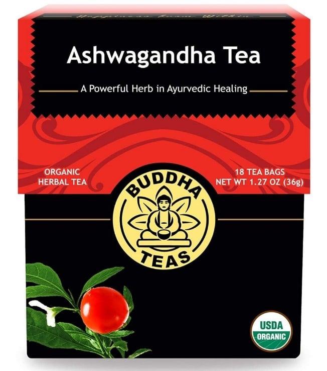 Best Calming Teas - Ashwagandha