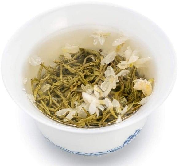 Best Calming Teas - Jasmine Green Tea