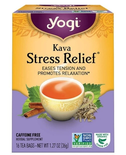 Best Calming Teas - Kava