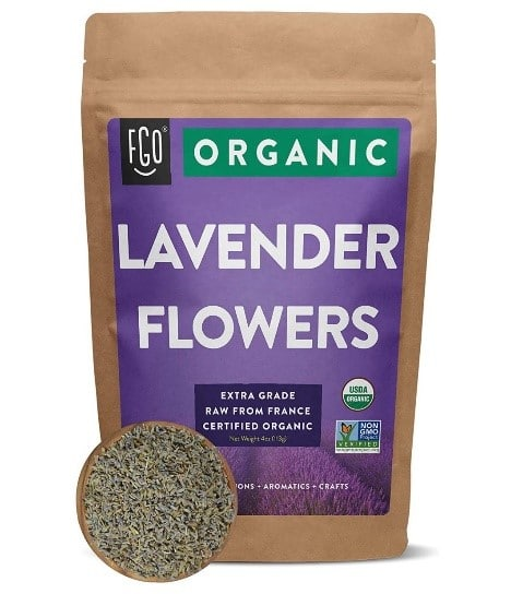 Best Calming Teas - Lavender
