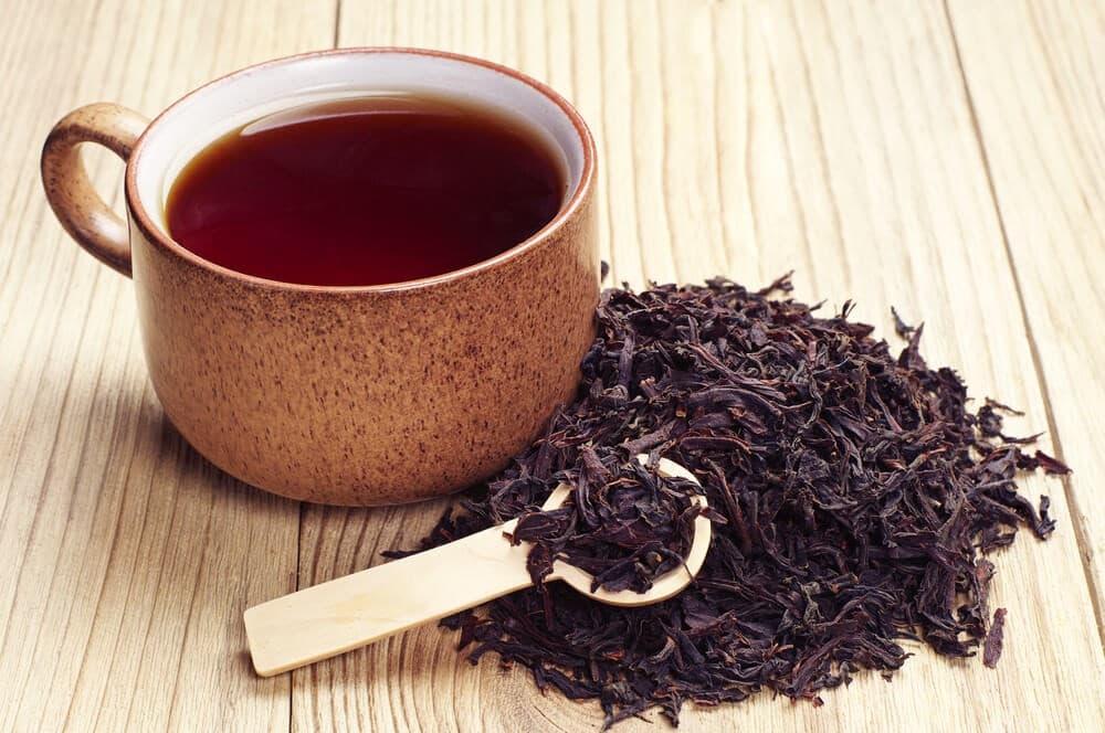 The Different Types of Tea - Black tea
