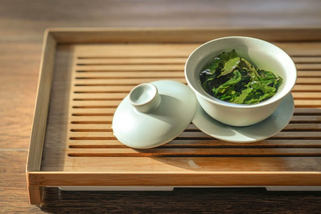 The Different Types of Tea - Green tea