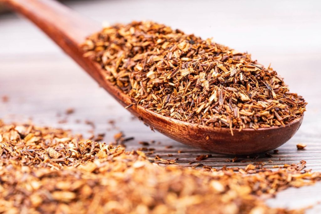 The Different Types of Tea - rooibos tea