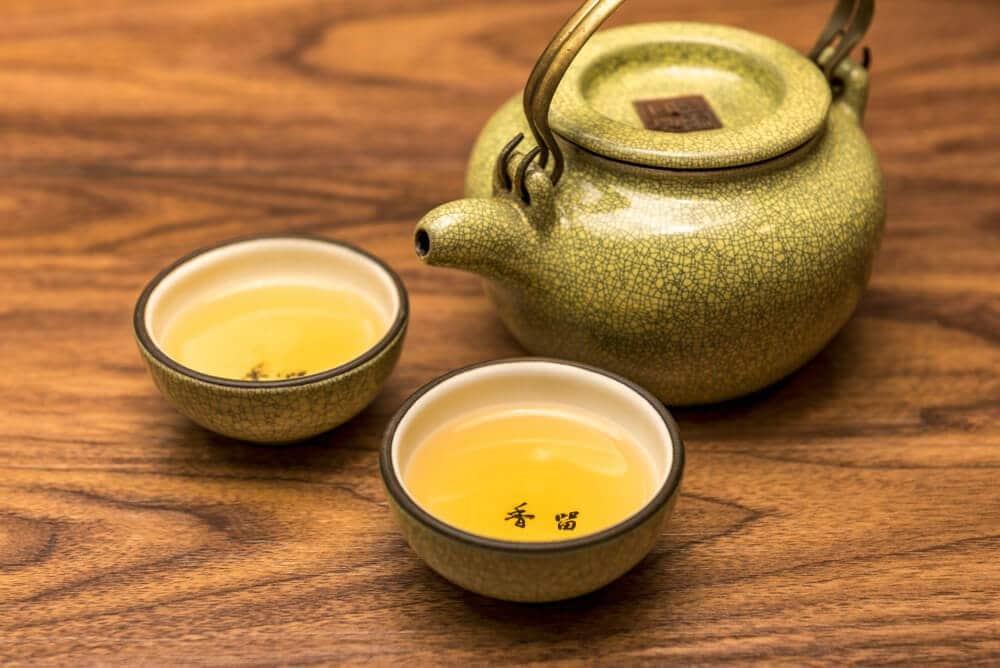 The Different Types of Tea - yellow tea