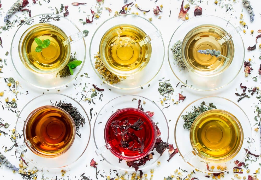 The Different Types of Tea