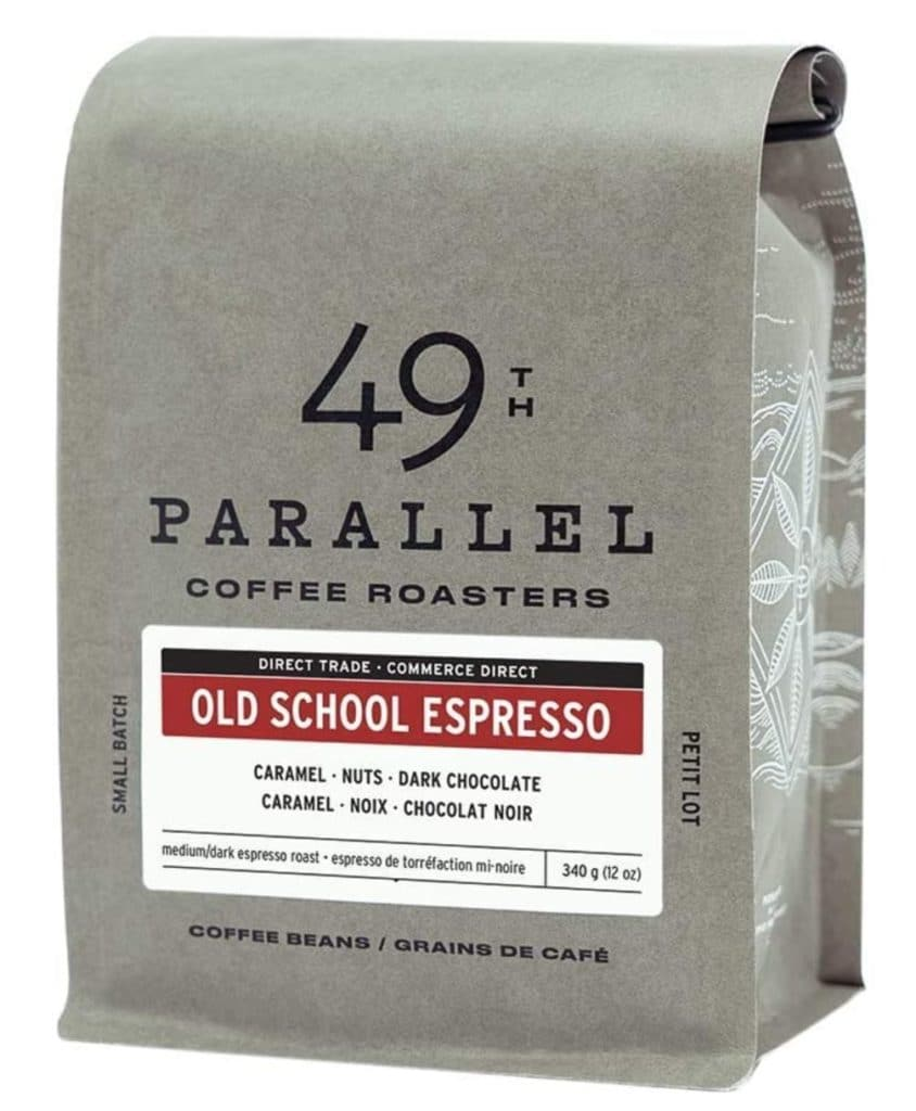 Types of Coffee - 49 Parallel