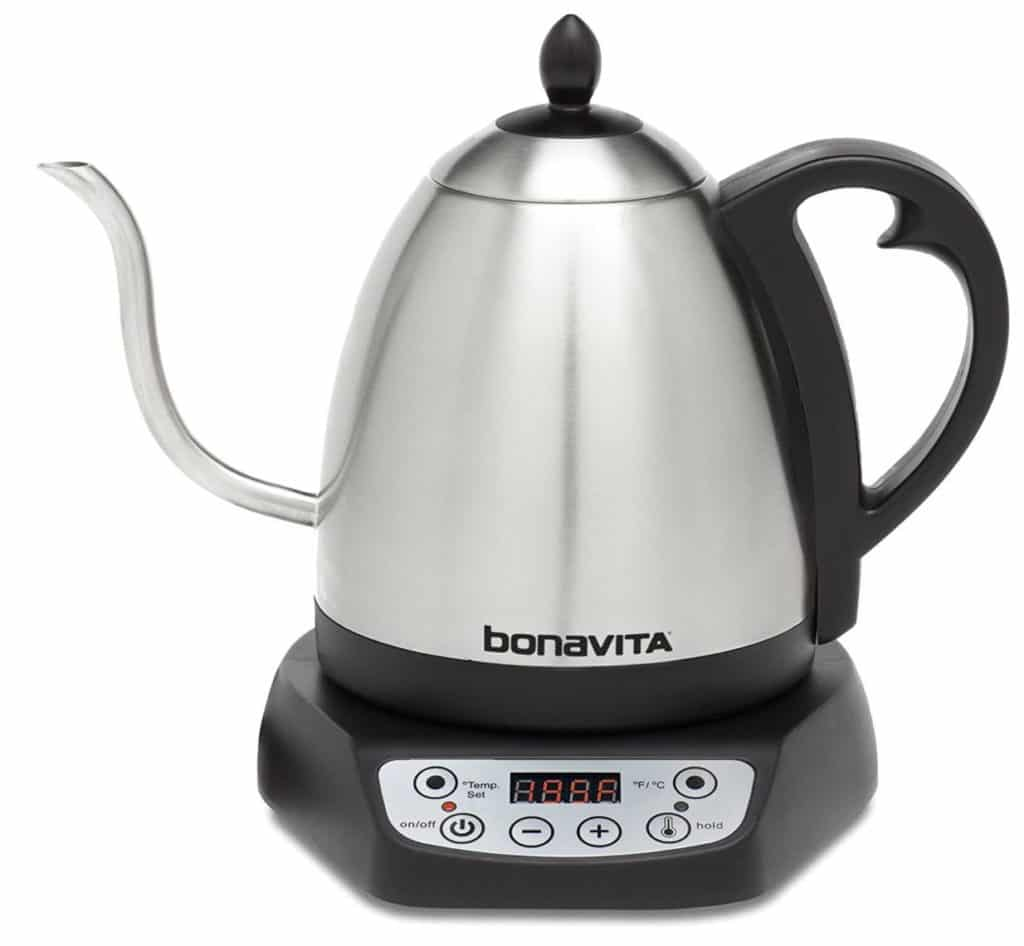Types of Coffee - Bonavita Kettle