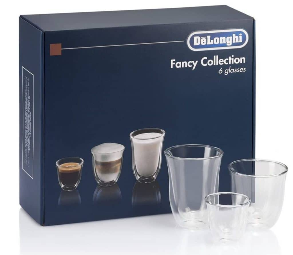 Types of Coffee - DeLonghi Fancy Collection