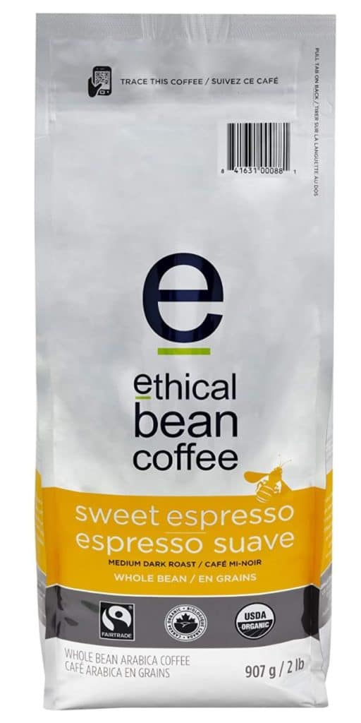 Types of Coffee - Ethical Bean