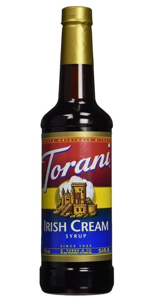 Types of Coffee - Torani Irish