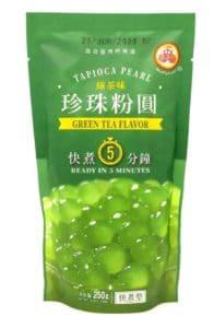 Boba Pearls - Green