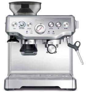 Coffee Maker with Grinder - Breville BES870XL Barista Express