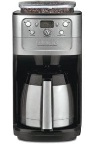 Coffee Maker with Grinder - Cuisinart DGB-900BC